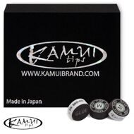 Наклейка для кия Kamui Snooker Black  11 мм medium