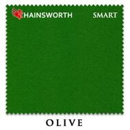 Сукно Hainsworth Smart Snooker 195 см Olive
