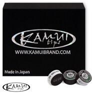 Наклейка для кия Kamui Snooker Black  11 мм medium/hard