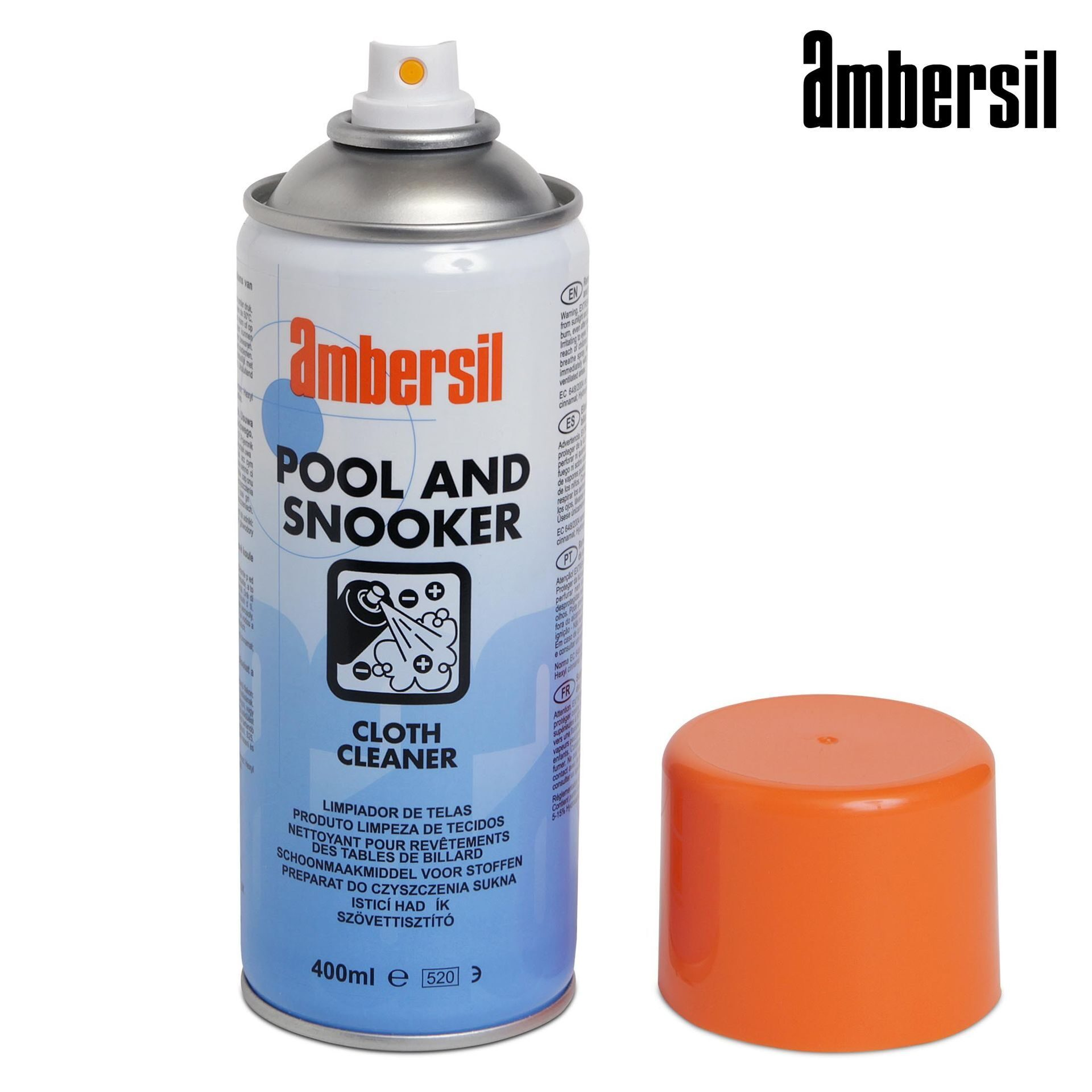 Средство для чистки сукна AMBERSIL Cloth Cleaner
