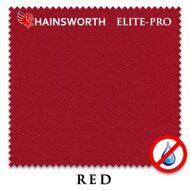 Сукно Hainsworth Elite Pro Waterproof 198 см Red