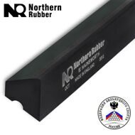 Резина для бортов NORTHERN RUBBER PYRAMID U-118 182 см 12 футов 6 шт.