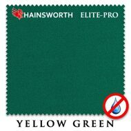 Сукно Hainsworth Elite Pro Waterproof 198 см Yellow-Green