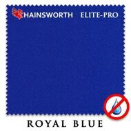 Сукно Hainsworth Elite Pro Waterproof 198 см Royal Blue