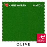 Сукно Hainsworth Match Snooker 195 см Olive